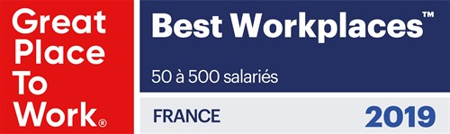 Best Workplaces 50-500 Salarie ́s - France